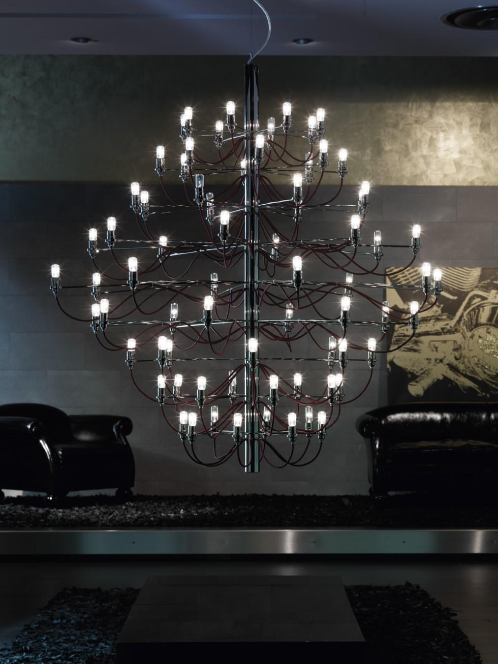 Vesoi Подвесной светильник Scar от итальянского бренда Vesoi