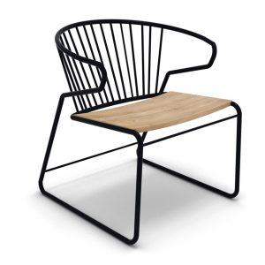 Кресло Gabbia от Ethnicraft