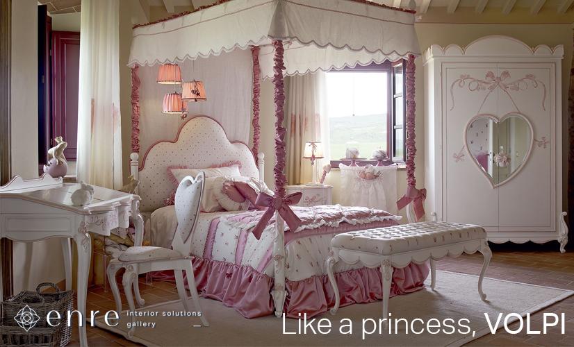 Интерьеры комнат для детей