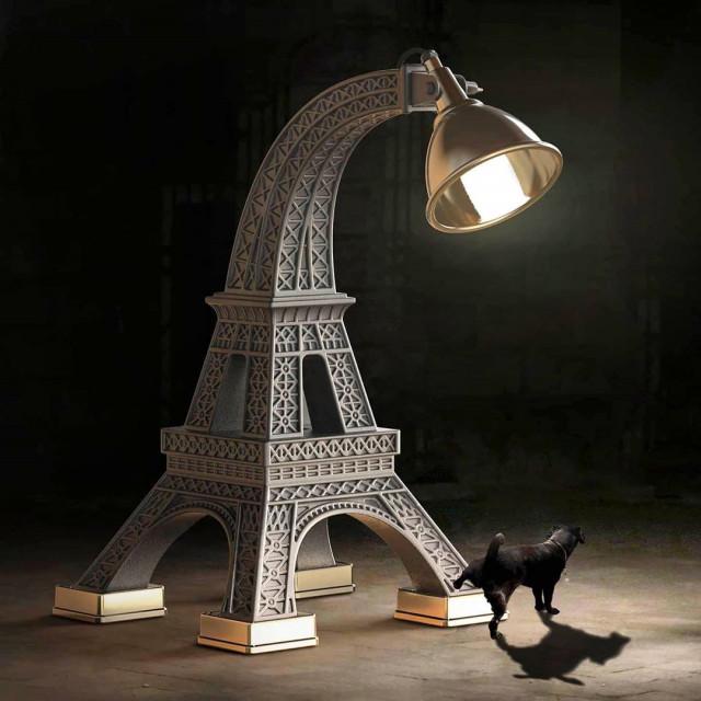 Париж в интерьере