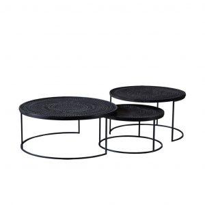 Кофейный стол Tabwa от бельгийского бренда Ethnicraft