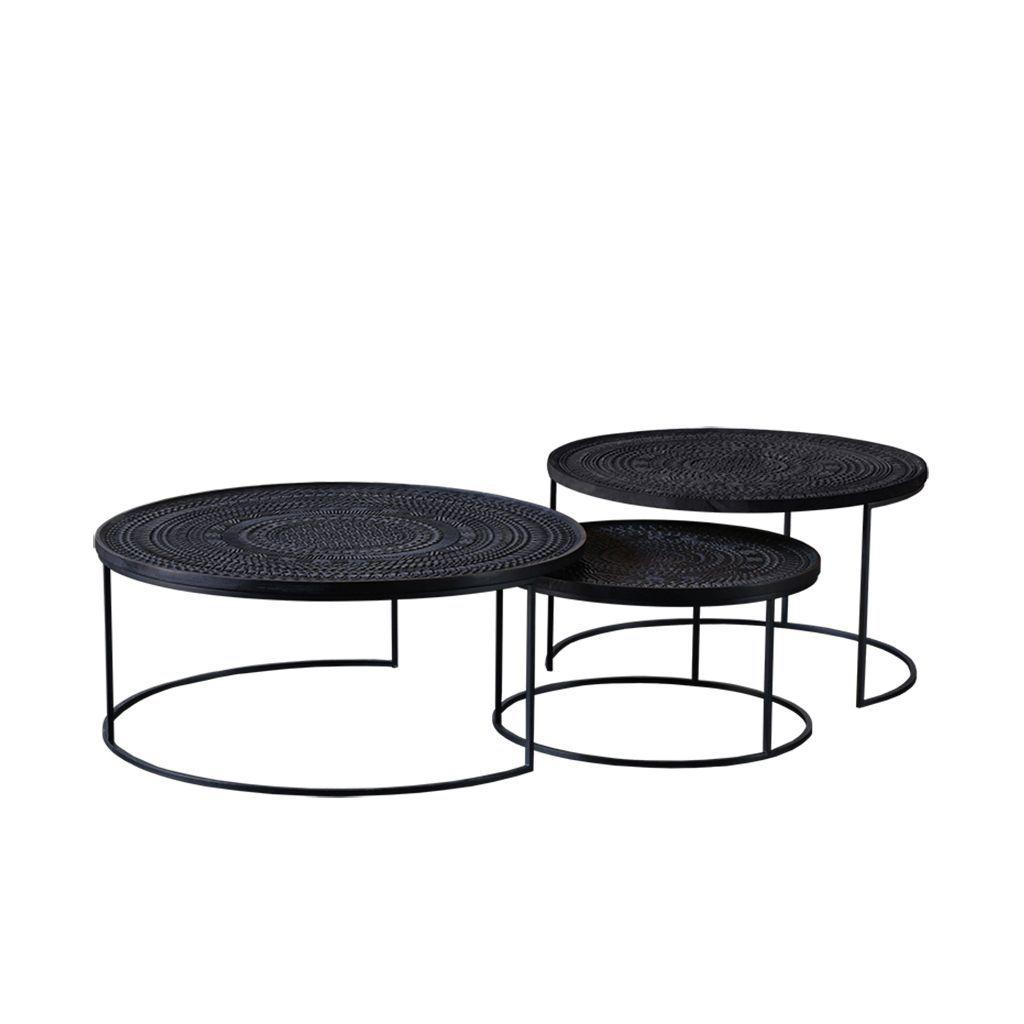 Ethnicraft (RU) Кофейный стол Tabwa от бельгийского бренда Ethnicraft