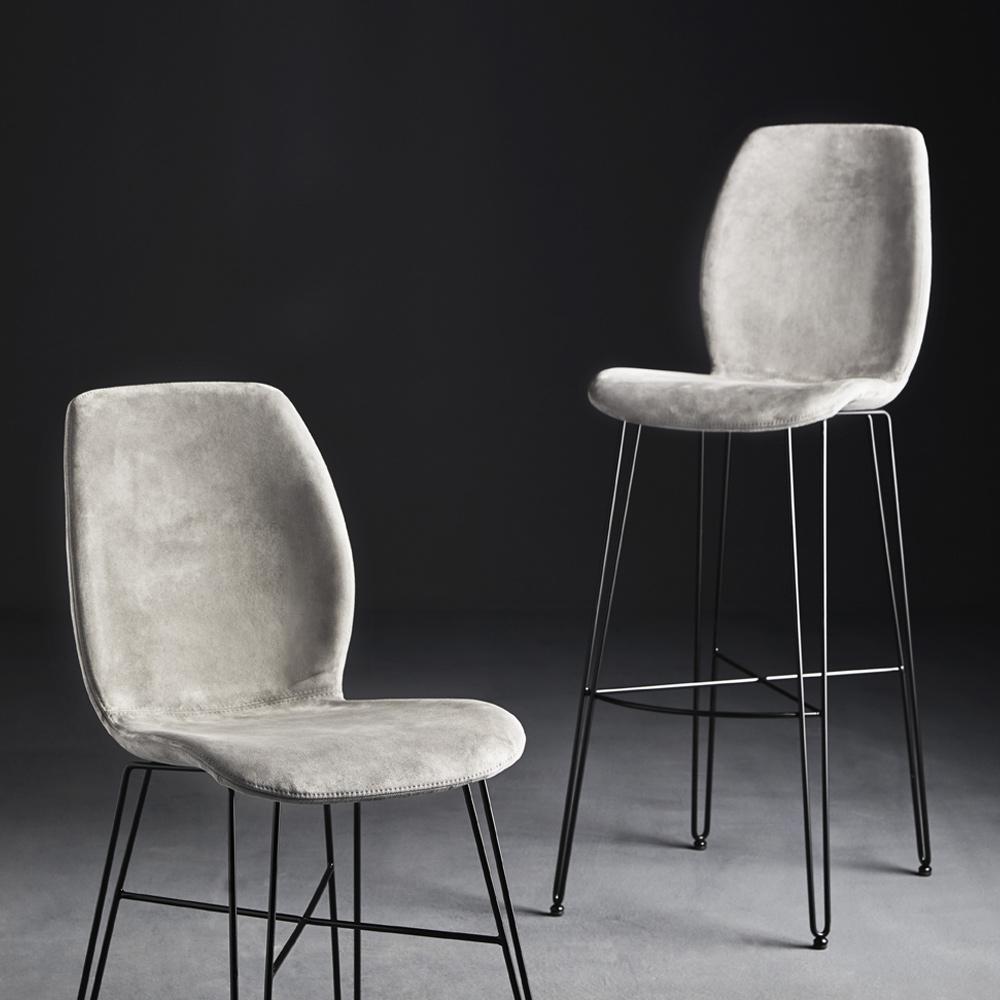 Colico Обеденный стул Bip Iron от итальянского бренда Colico