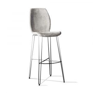 Барный стул Bip Iron SS от итальянского бренда Colico