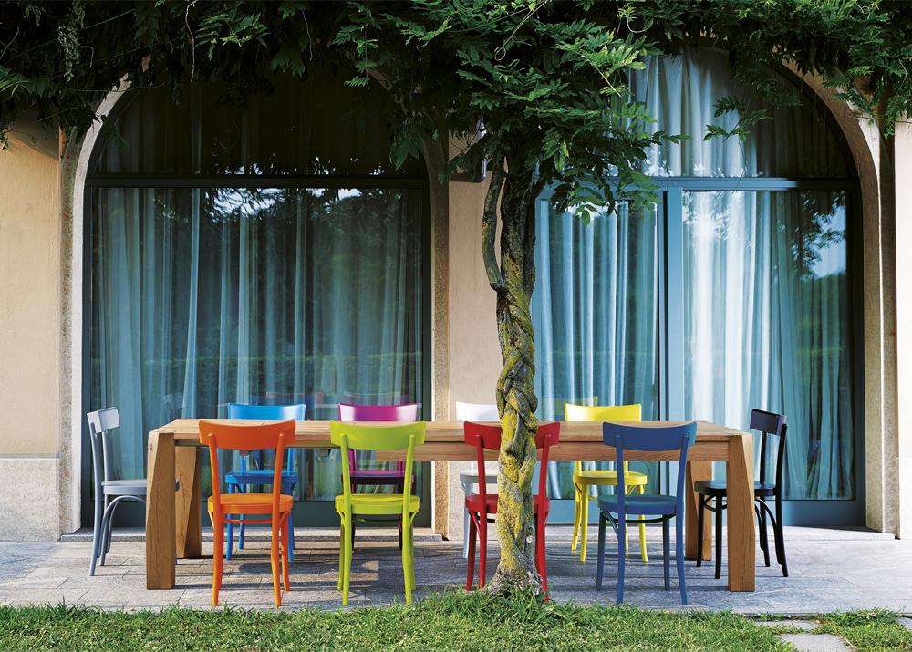 Colico Обеденный стул Brera от итальянского бренда Colico