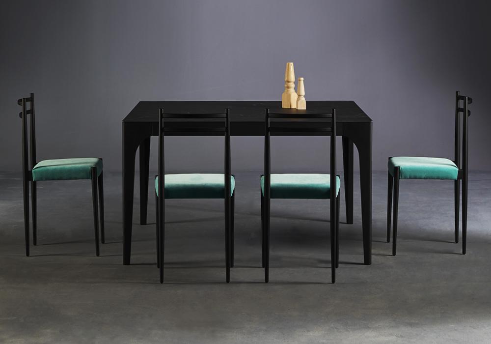Colico Обеденный стол Cargo от итальянского бренда Colico