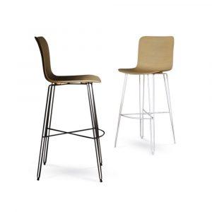 Барный стул Dandy Iron SS от итальянского бренда Colico