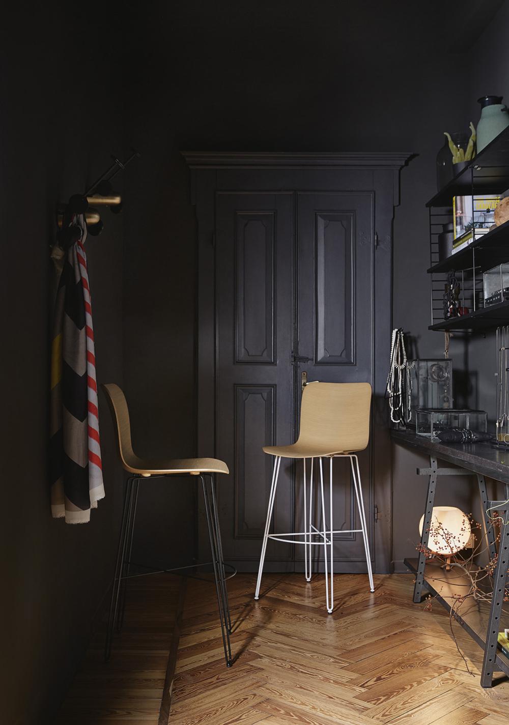 Colico Барный стул Dandy Iron SS от итальянского бренда Colico