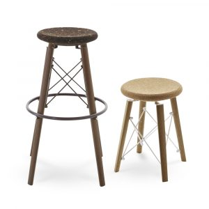 Барный стул Jack от итальянского бренда Colico