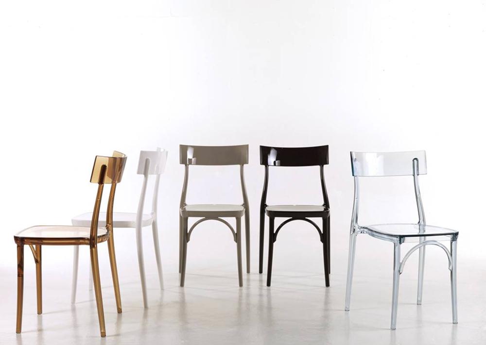 Colico Обеденный стул Milan от итальянского бренда Colico