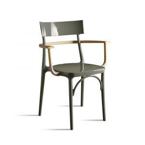 Обеденный стул Milano2015 P от итальянского бренда Colico