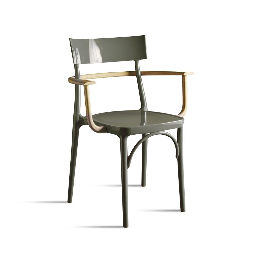 Colico Обеденный стул Milano2015 P от итальянского бренда Colico