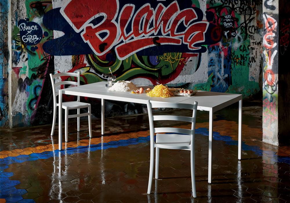 Colico Обеденный стол Piet от итальянского бренда Colico
