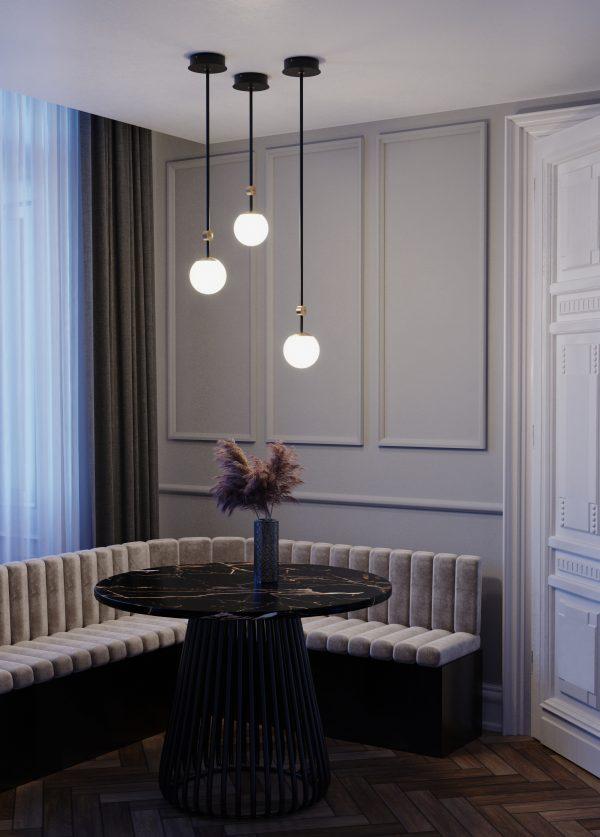 Intueri Light (RU) Потолочный светильник Pure P-1 от венгерского бренда Intueri Light