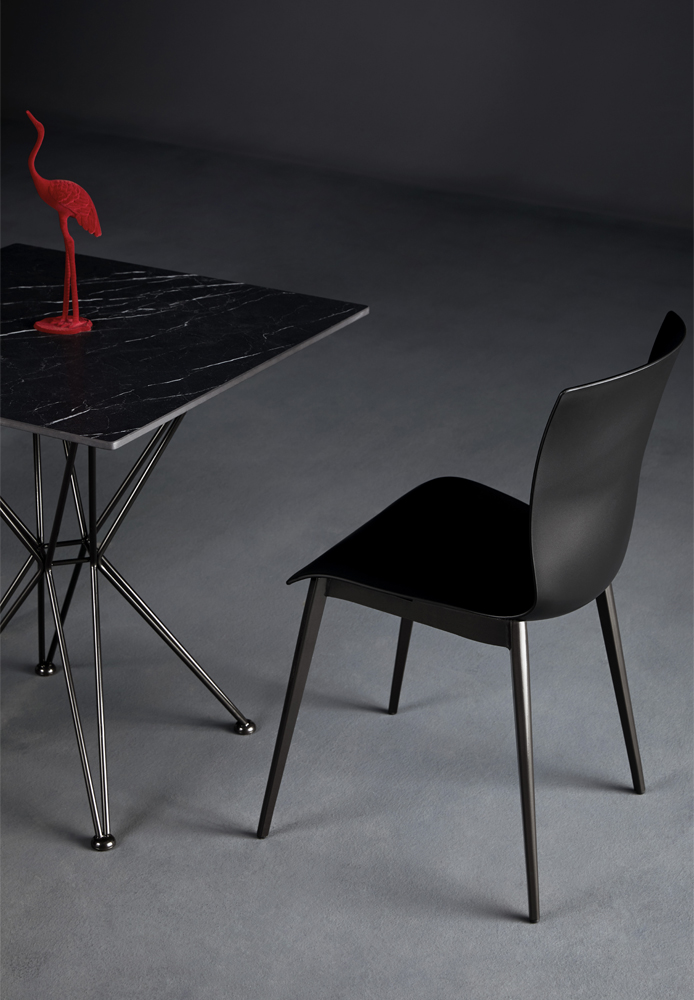 Colico (RU) Обеденный стул Rap TT от итальянского бренда Colico