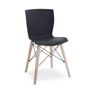 Обеденный стул Rap Wood от итальянского бренда Colico
