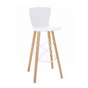 Барный стул RAP Wood ss от итальянского бренда Colico