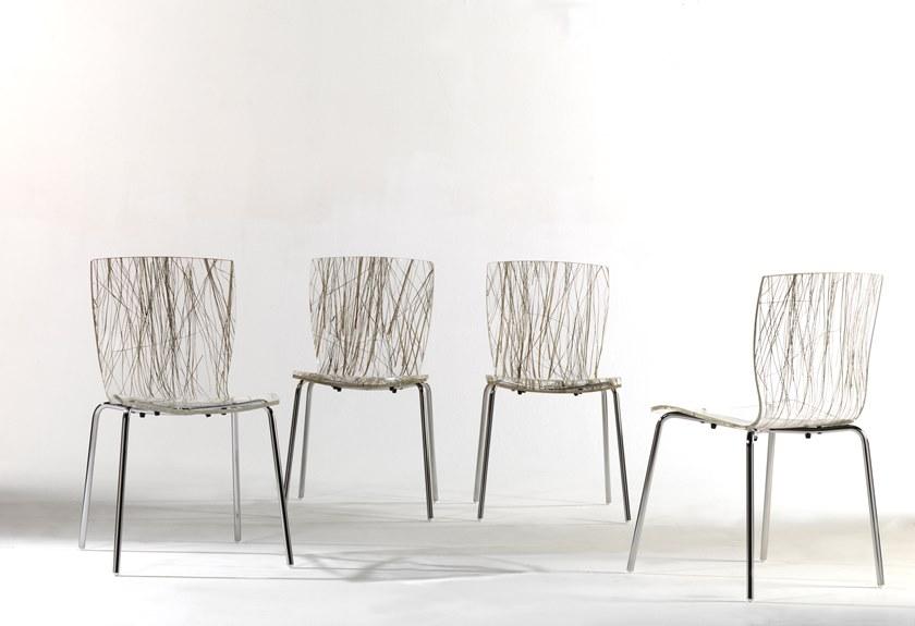 Colico (RU) Обеденный стул Hip от  Colico