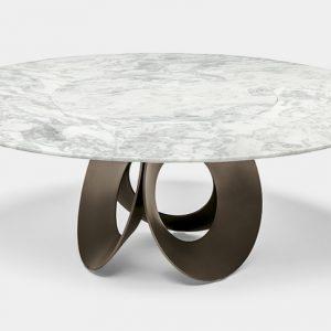 Обеденный стол Oracle от итальянского бренда Arketipo