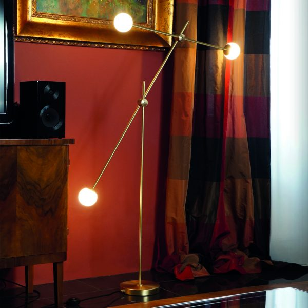 Intueri Light (RU) Торшер Bullarum FT-3 Floor от бренда Intueri Light