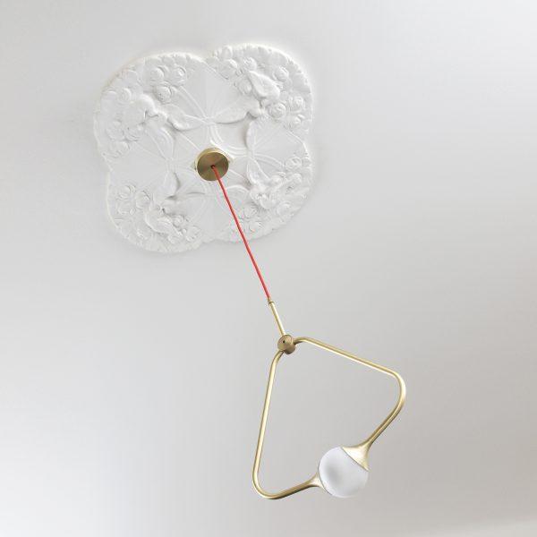 Intueri Light Подвесной светильник Bullarium Medal от бренда Intueri Light