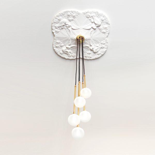 Intueri Light (RU) Потолочный светильник Bullarum SS-5 от бренда Intueri Light