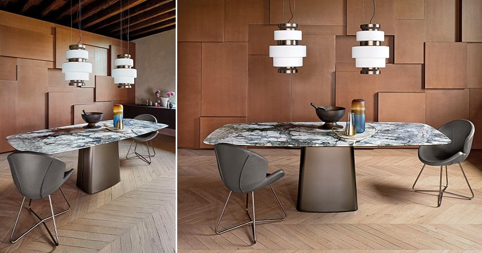 Arketipo (RU) Обеденный стол Icon от итальянского бренда Arketipo