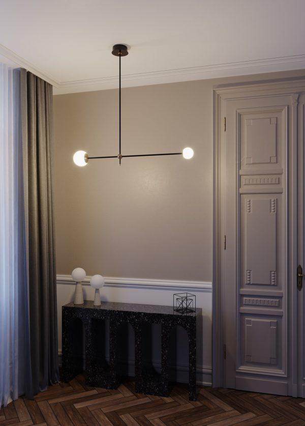 Intueri Light Потолочный светильник Pure P-2 от венгерского бренда Intueri lighting