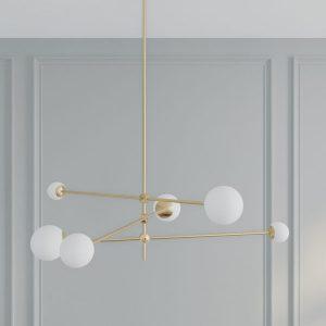 Потолочный светильник Pure P-6 от венгерского бренда Intueri Light