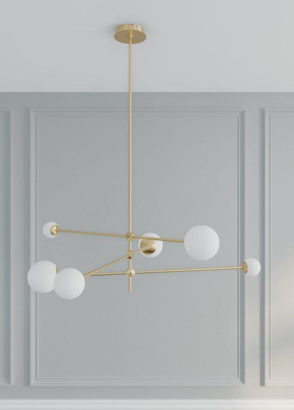 Intueri Light (RU) Потолочный светильник Pure P-6 от венгерского бренда Intueri Light