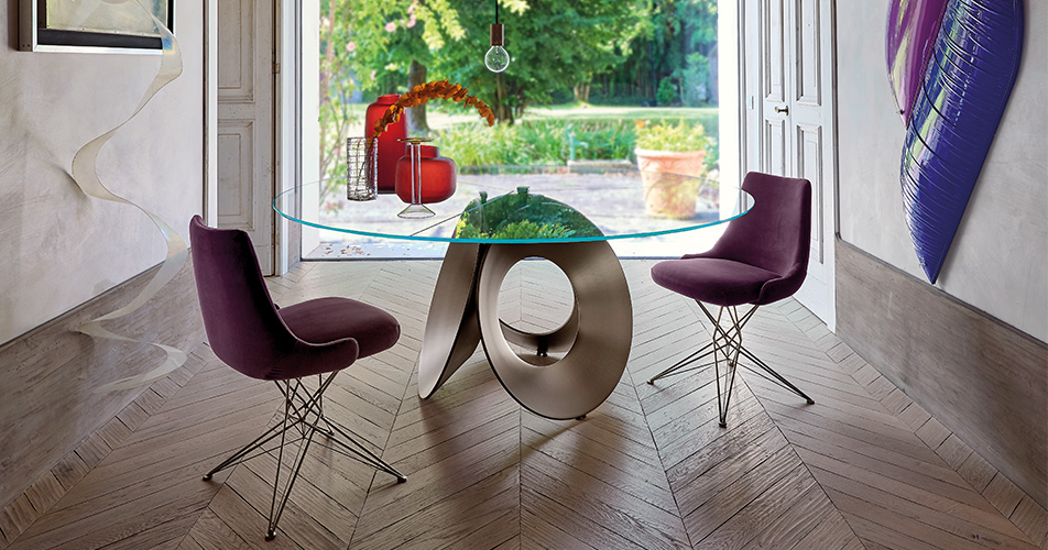 Arketipo Обеденный стол Oracle от итальянского бренда  Arketipo