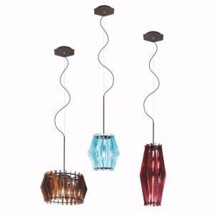 Подвесной светильник OOMPA-LOOMPA от бренда Arketipo
