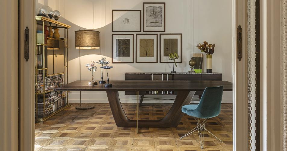 Arketipo (RU) Обеденный стол Greenwich от итальянского бренда Arketipo