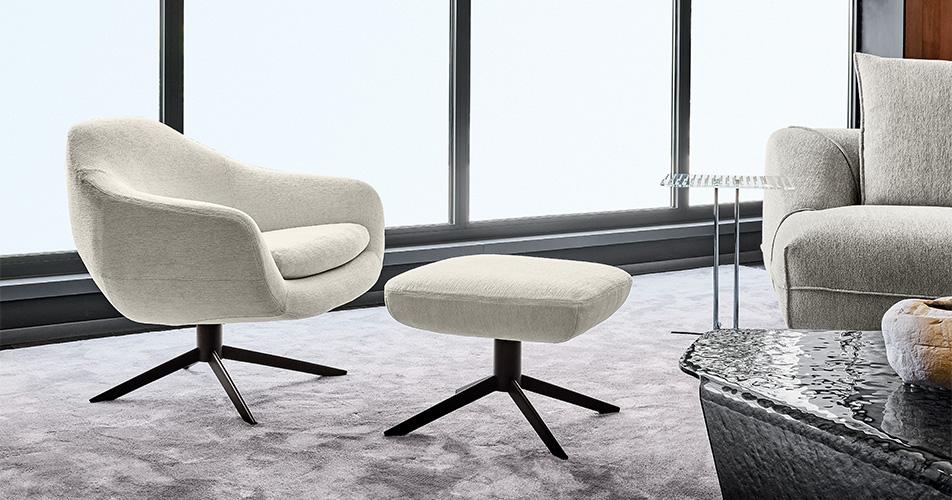 Arketipo (RU) Кресло Bond от итальянского производителя Arketipo