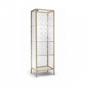 Однодверная витрина Echo от итальянского бренда Fiam Italia