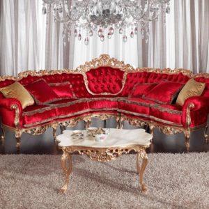 Угловой диван Helena от итальянского бренда Morello Gianpaolo
