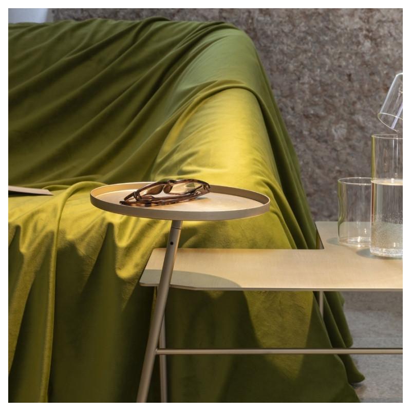 Mogg Кофейный столик-торшер Dase от итальянского бренда Mogg