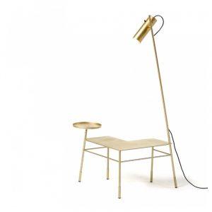 Кофейный столик-торшер Dase от итальянского бренда Mogg
