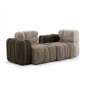Модульный диван Contropakko от итальянского бреда Mogg
