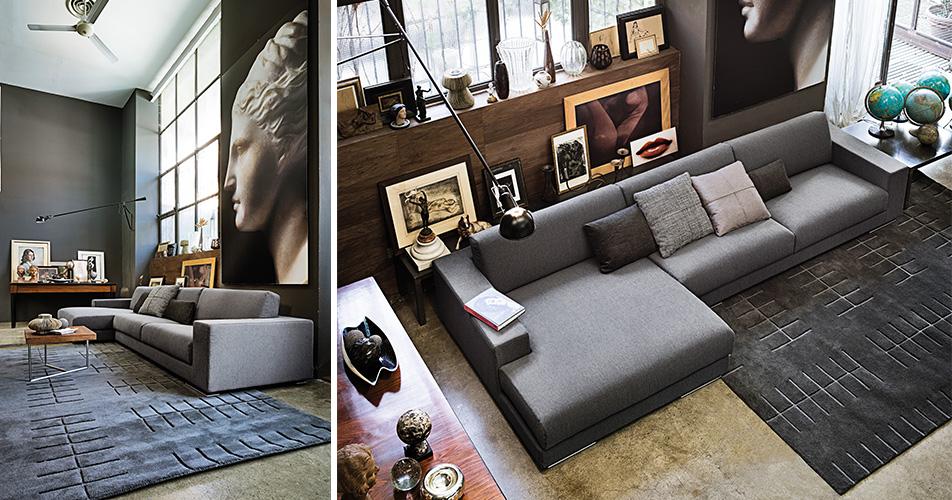 Arketipo (RU) Модульный диван Best от итальянского производителя Arketipo