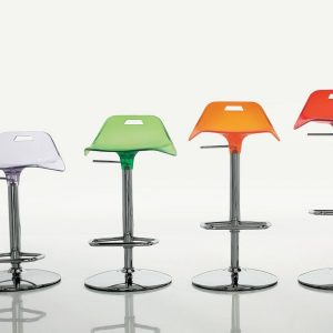 Барный стул Kiron от итальянского производителя Alivar