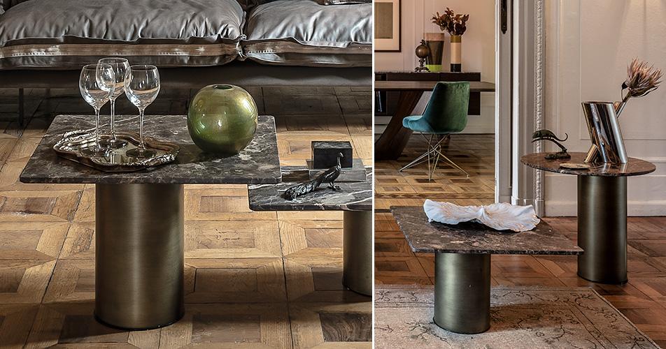 Arketipo (RU) Кофейный стол Petra от итальянского производителя Arketipo