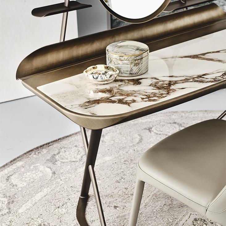 Cattelan Italia (RU) Туалетный столик Cocoon от итальянского бренда Cattelan