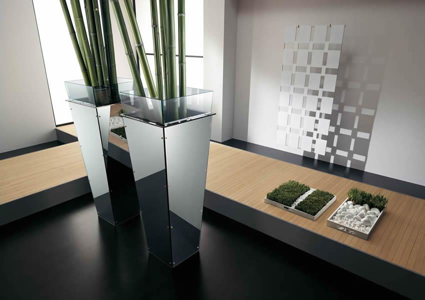 Tonelli Design (RU) Напольная ваза Amon от итальянского бренда Tonelli design