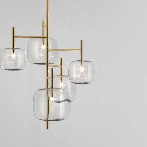 Потолочный светильник Hyperion от итальянского бренда Tonelli design