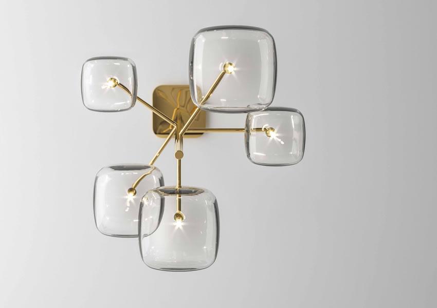 Tonelli Design (RU) Подвесной светильник Hyperion от итальянского бренда Tonelli design