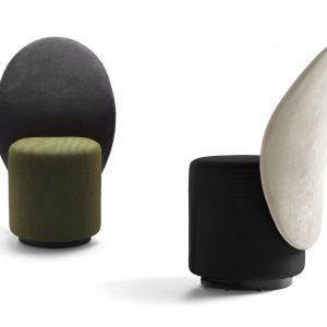 Кресло Loomi от итальянского производителя Opinion Ciatti