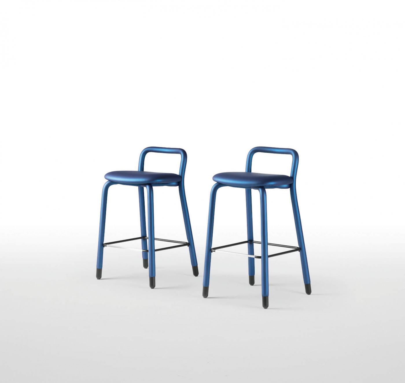 Midj (RU) Барный стул Pippi R_TS от итальянского бренда MIDJ
