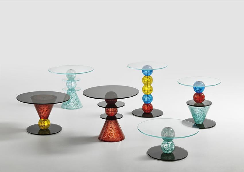 Tonelli Design (RU) Кофейный стол Il Paese delle Meraviglie от бренда Tonelli design