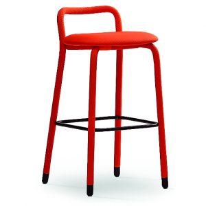 Барный стул Pippi R_TS от итальянского бренда MIDJ